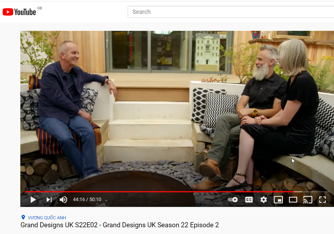 Our CEO and her partner Olaf feature their home on Grand Designs... and of course there are Secret Pillows!