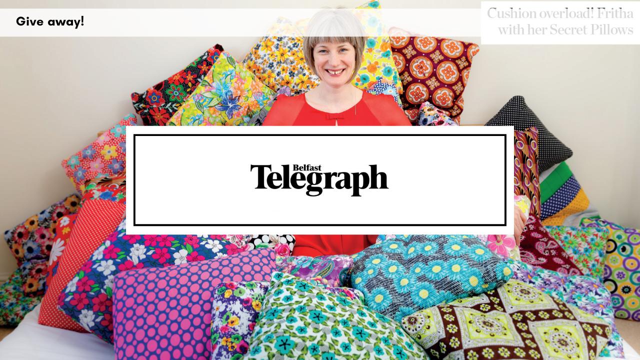 the-belfast-telegraph-featuring-a-secret-pillow-give-away-29th-september-2018