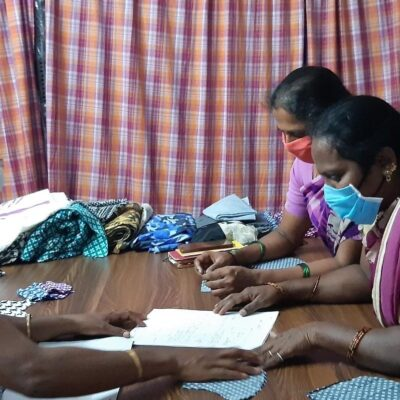 Secret Projects Social Investor Core Loan - a loan that empowers women in India and supports leadership.