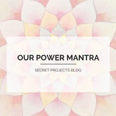 our-power-mantra