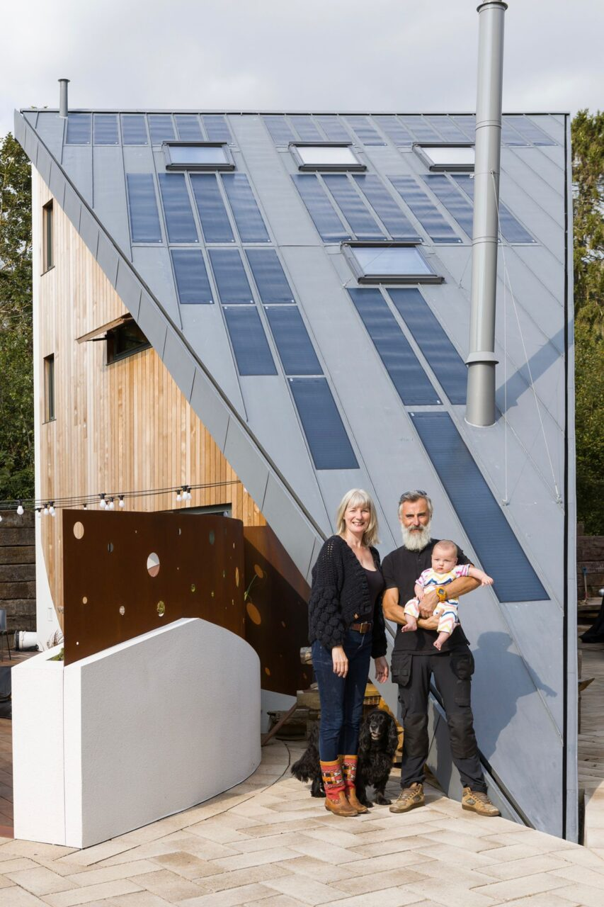 Social Entrepreneur and Founder of Secret Projects on C4 Grand Designs